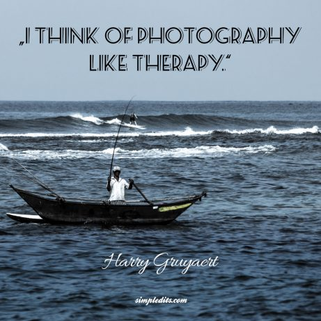 Photography quote by Harry Gruyaert