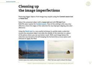 Preview of eBook 5 simple steps to create stunning images for LARGE PRINTS
