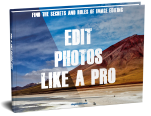 Photo editing eBook Edit Photos Like A Pro
