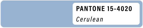 2021 color palette PANTONE 15-4020 Cerulean pastels color Spring swatches