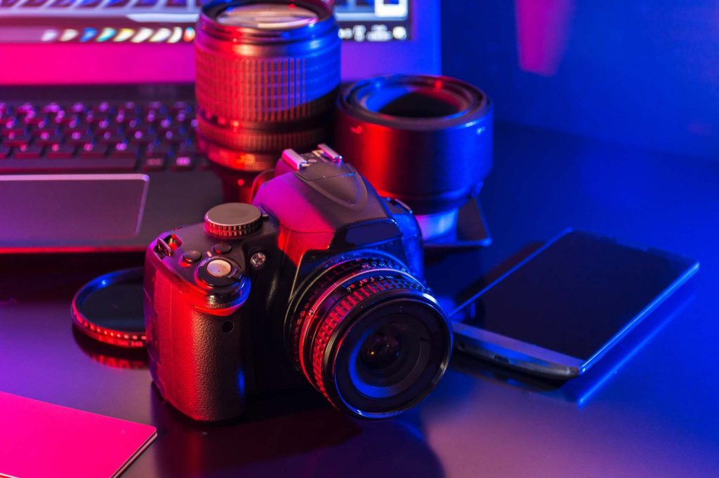 Starting aPhotography Business equipment